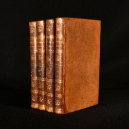 1795-6 Travels in Europe, Africa, and Asia, Made Between the Years 1770 and 1779