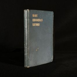 1913 More Rhodesian Rhymes