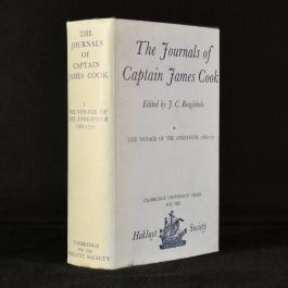 1968 The Voyage of the Endeavour 1768-1771