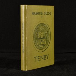 c1883 Mason's Guide to Tenby