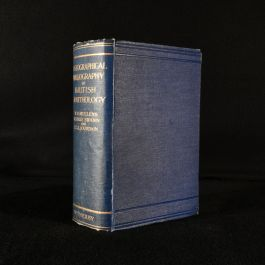 1920 A Geographical Bibliography of British Ornithology From the Earliest Times to the End of 1918