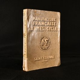 1938 Manufacture Francaise d'Armes and Cycles