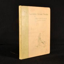 1890 London Street Arabs
