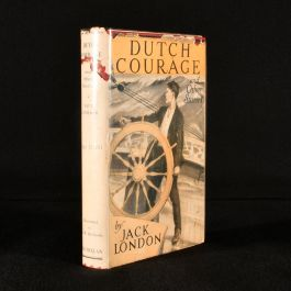 1922 Dutch Courage and Other Stories