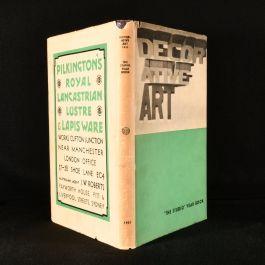 1931 The Studio Year Book: Decorative Art