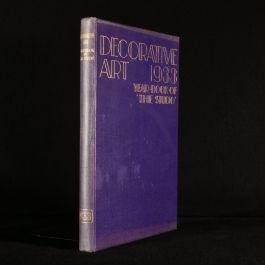 1933 The Studio Year Book: Decorative Art