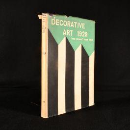 1929 Decorative Art 1929
