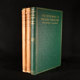 1924-7 The Dictionary of English Furniture