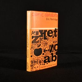 1961 Comic Alphabets Their Origin, Development, Nature