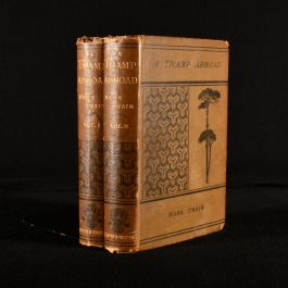 1880 A Tramp Abroad