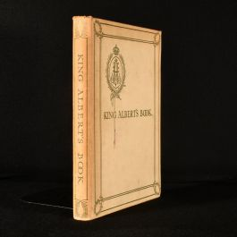 1914 King Albert's Book