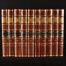 1841 10vol Voyage au Pole Sud et dans l'Oceanie