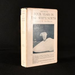 1933 Four Years in the White North