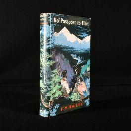 1957 No Passport to Tibet