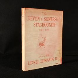 1936 The Devon and Somerset Staghounds 1907-1936