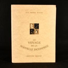 1953 Le Voyage de la Nouvelle Incomprise