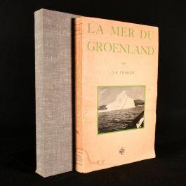 1937 Dans La Mer du Groenland