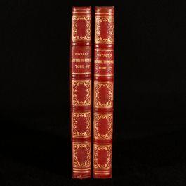 1879 Nouvel Abrege de tous Les Voyages Autour du Monde
