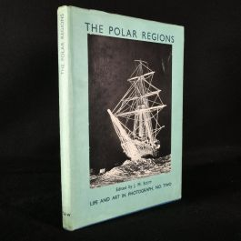 1934 The Polar Regions; an Anthology of Arctic and Antarctic Photographs