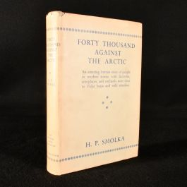1938 Forty Thousand Against the Arctic