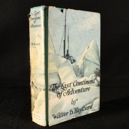 1930 The Last Continent of Adventure
