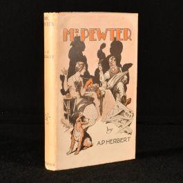 1934 Mr Pewter