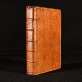 1746 Romae Antiquiae Notitia or the Antiquities of Rome
