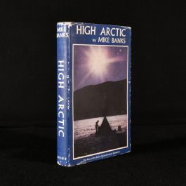 1960 High Arctic the Story of the British North Greenland Expedition