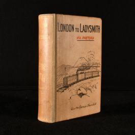 1900 London to Ladysmith via Pretoria