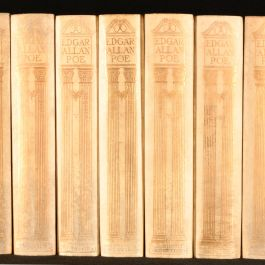 1902 The Complete Works of Edgar Allan Poe