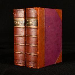 1843-53 The Comic Almanack an Ephemeris in Jest and Earnest