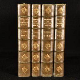 1871-74 A History of British Birds