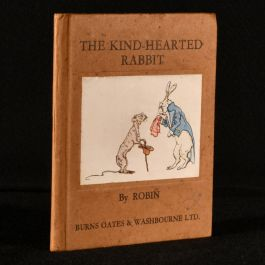 1933 The Kind-Hearted Rabbit