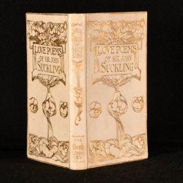1902 Love Poems of Sir John Suckling