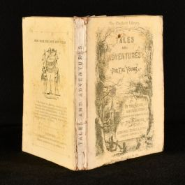 c1869 Tales and Adventures for the Young
