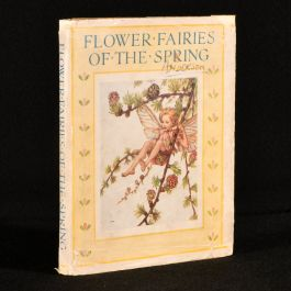 1924 Flower Fairies of the Spring