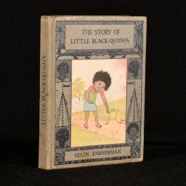 c1909 The Story of Little Black Quasha