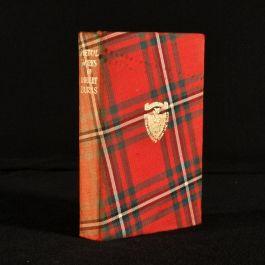 1936 Poetical Works by Robert Burns