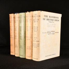 1943-4 The Handbook of British Birds