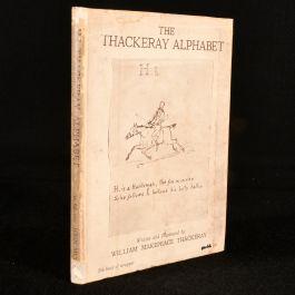 1929 The Thackeray Alphabet