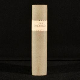 1829 Liber Scholasticus