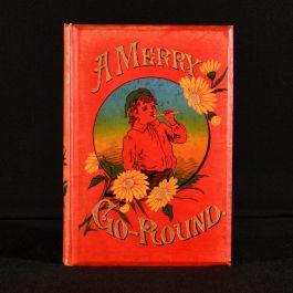1888 A Merry Go-Round