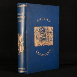 1893 English Caricaturists and Graphic Humourists