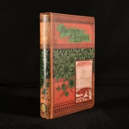 c1880 The Mariners of England and Their Deeds of Daring