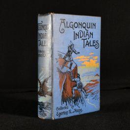 1903 Algonquin Indian Tales