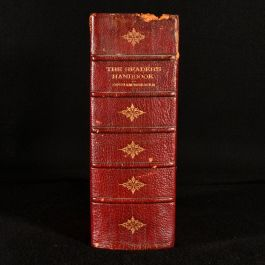 1898 The Reader's Handbook of Famous Names in Fiction, Allusions, References, Proverbs, Plots, Stories and Poems
