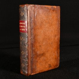 c1810 A Topographical and Statistical Description of Suffolk & Norfolk & Essex