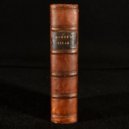 1834 The Iliad of Homer