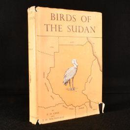 1955 Birds of the Sudan