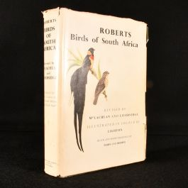1966 Roberts Birds of South Africa